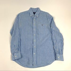 Men's Vineyard Vines button down shirt size med